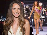 Outside of UK subscription deals  Mandatory Credit: Photo by Dan Wooller/REX (4090616a)  Nadine Coyle (Erin the Goddess)  'Lord Of The Dance: Dangerous Games' play gala night, London Palladium theatre, Britain - 03 Sep 2014
