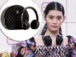 Chanel headphones hit stores this month, but will set you back �5,250