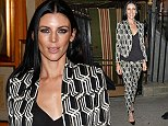 Picture Shows: Liberty Ross  September 04, 2014    Model Liberty Ross was spotted at Annabel's Members Club in London, UK. Liberty was looking fashionable in a printed blazer and matching pants with a pair of black pointed toe pumps.     Non Exclusive  WORLDWIDE RIGHTS     Pictures by : FameFlynet UK    2014  Tel : +44 (0)20 3551 5049  Email : info@fameflynet.uk.com