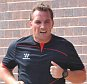 PICTURE BY CHRIS NEILL - 07930-353682 -  PREMIER LEAGUE CLUBS MAY WELL BE IN THE MIDDLE OF AN INTERNATIONAL BREAK BUT FOR BRENDAN ROGERS THE SHOW GOES ON.....HE MAY WELL LACK THE NUMBERS BUT THE LIVERPOOL MANAGER IS STILL PUTTING HIS PLAYERS AND HIMSELF THROUGH A STRICK TRAINING PROGRAMME.....EVEN BEFORE HE SUPERVISES MARIO BALOTELLI AND CO THE NORTHERN IRISHMAN IS POUNDING THE STREET OF WEST DERBY FOR NEARLY AN