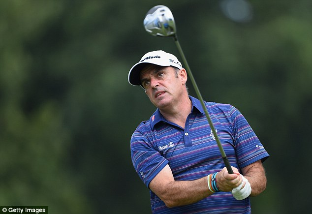 Wildcard: Paul McGinley will announce his three Ryder Cup wildcard choices on Tuesday