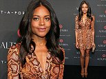 NEW YORK, NY - SEPTEMBER 04:  Naomie Harris attends the Altuzarra for Target launch event at Skylight Clarkson Sq on September 4, 2014 in New York City.  (Photo by Neilson Barnard/Getty Images for Target)