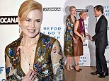 UK Gala Screening  of  Before I go to Sleep\nat Ham Yard Hotel Soho London\nNicole Kidman\nColin Firth\nAnne-Marie Duff\n