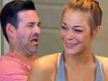 Pregnancy test: LeAnn Rimes took an early pregnancy test on Thursday's season finale of LeAnn & Eddie