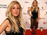 WINDSOR, ENGLAND - SEPTEMBER 04:  (PREMIUM PRICING APPLIES. MEXICO AND GREECE OUT UNTIL 12TH SEPTEMBER 2014.) Ellie Goulding attends the Woodside End of Summer party to benefit the Elton John AIDS Foundation sponsored by Chopard and Grey Goose at Woodside on September 4, 2014 in Windsor, England.  A percentage of revenue from the sale of this image will be donated to the Elton John AIDS Foundation. EJAF is one of the world's largest HIV grant-makers ejaf.org/London  (Photo by Chris Jackson/Elton John AIDS Foundation/WireImage)