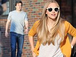 Picture Shows: Mark Wahlberg  September 03, 2014    Actors Mark Wahlberg and Amanda Seyfried filming scenes on the set of 'Ted 2' in Chelsea, Massachusettes.     Amanda stops to pet a fans puppy in between takes.     Exclusive - All Round  UK RIGHTS ONLY    Pictures by : FameFlynet UK    2014  Tel : +44 (0)20 3551 5049  Email : info@fameflynet.uk.com