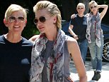 *** Not available for subscription clients until after 22.00 on 040914 ***\nEXCLUSIVE ALLROUNDEREllen Degeneres and Portia De Rossi, just after celebrating their 6th year wedding aniversary last month, look happier than ever while shopping on Melrose Avenue\nFeaturing: Ellen Degeneres, Portia De Rossi\nWhere: Los Angeles, California, United States\nWhen: 03 Sep 2014\nCredit: WENN.com