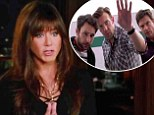 Jennifer Aniston ramps up the sleaze as blackmailing sex-mad dentist Julia in hilarious new trailer for Horrible Bosses 2