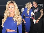 Picture Shows: Nicola McLean, Mario Falcone  September 05, 2014: September 04, 2014    Celebrities attend the first birthday party of In The Style at Project Club London in London, UK.    Non-Exclusive  WORLDWIDE RIGHTS    Pictures by : FameFlynet UK    2014  Tel : +44 (0)20 3551 5049  Email : info@fameflynet.uk.com