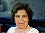 Mrs Silva, seen in a handout photograph issued by police, was pronounced dead at the scene