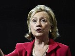 In the dark: Hillary Clinton reportedly stated her decision on whether to run in the next election would come by January 1