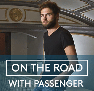 On the Road with Passenger