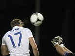 LITHUANIA, KAUNAS - SEPTEMBER 5: Harry Kane of England in action during the Lithuania v England UEFA U21 Championship Qualifier 2015 match at Dariaus ir Gireno Stadionas on September 5, 2014 in Kaunas, Lithuania. (Photo by Getty Images)