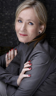 WHAT'S NEW ON<br><b>JKROWLING.COM</b>
