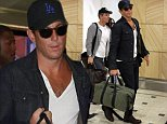 06/08/14, Sydney. N.S.W. Australia\nNON Exclusive\nNO CREDIT\nCelebs arriving at Sydney Airport this morning\n
