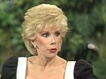 Joan Rivers went on GMA in 1985, revealing she had a heart condition