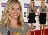 The friends that dress together! Gal pals Reese Witherspoon and Gwyneth Paltrow don matching outfits as they attend Stand Up To Cancer benefit concert