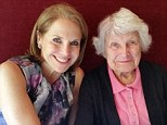 'My heart is broken. I lost my mom and best friend': Katie Couric reveals her mother Elinor has died aged 91