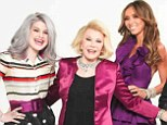 Fashion Police's 'future uncertain' after host Joan Rivers' death