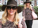 Despite the 80 degree Fahrenheit day, the 38-year-old dressed warmly for her morning visit to the Christophe Salon in West Hollywood on Thursday
