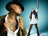 True confessions: Chris Brown opens up about Rihanna and life behind bars in his first formal interview since getting out of jail on June 2