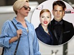 It's a girl: Scarlett Johansson, pictured here in New York on August 17, has given birth to a daughter