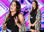 *** MANDATORY BYLINE TO READ: Syco / Thames / Corbis ***\n**Embargoed until 00.01 GMT 6th September** X Factor series 11 episode 3 that airs on Saturday 6th September\n\nPictured: Lola Saunders\nRef: SPL830582  050914  \nPicture by: Syco / Thames / Corbis\n\n