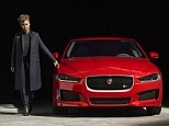 Read all about it: Emeli Sandé is helping to promote Jaguar's £30,000 XE