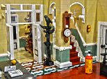 Credit: Nathan C. Feist 2014. Lego Fawlty Towers used with permission