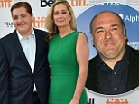 'He didn't want to be Tony Soprano': James Gandolfini's son Michael, 14, pays tribute to his late father as he and mother Marcy attend the TIFF premiere of his final film