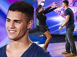 *** MANDATORY BYLINE TO READ: Syco / Thames / Corbis *** **Embargoed until 00.01 GMT 6th September** X Factor series 11 episode 3 that airs on Saturday 6th September  Pictured: Charles Martinez Hernandez Ref: SPL830582  050914   Picture by: Syco / Thames / Corbis