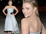 A star has arrived! Chloe Moretz shows red carpet style beyond her years at The Equalizer premiere