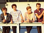 'Don't compare us to 1D!' The Vamps insist their music is completely different to rivals as MailOnline exclusively premieres new single Oh Cecilia (Breaking My Heart)