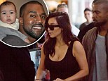 How Kim Kardashian chose to name her daughter North after Anna Wintour and Pharrell thought it was 'genius'