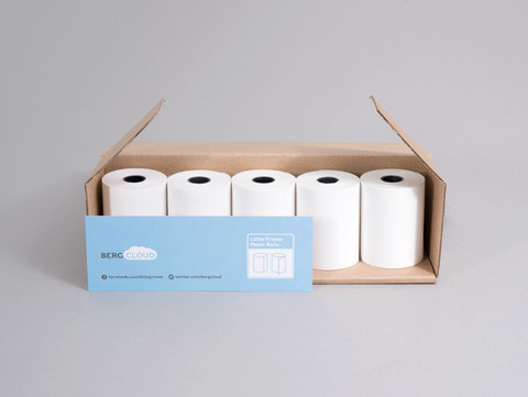 Little Printer Paper (x5)
