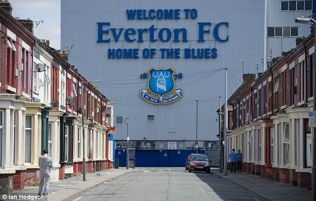 Goodison Park will play host to European football for the first time since 2009/10
