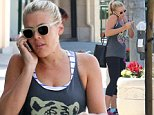 Busy Philipps busy on the phone arriving to the gym in West Hollywood, CA.\n\nPictured: Busy Philipps\n\nRef: SPL838864  090914  \nPicture by: Splash News\n\nSplash News and Pictures\nLos Angeles: 310-821-2666\nNew York: 212-619-2666\nLondon: 870-934-2666\nphotodesk@splashnews.com\n