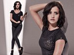 Mandatory Credit: Photo by REX (4103105e)\n Lucy Mecklenburgh\n Lucy Mecklenburgh presents her Ellesse range for retailer Next, London, Britain - Sep 2014\n \n