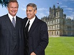 George Clooney to join Downton?
