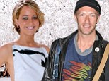 'They were super cute together': Jennifer Lawrence and Chris Martin 'spotted enjoying a romantic dinner date'