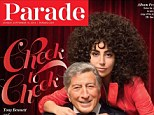 'He saved my life!' Lady Gaga reveals jazz legend Tony Bennett rescued her career and even caused her to delay starting a family