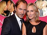 Big night? Sonja Morgan is a little worse for wear as she kisses two men at the same party