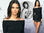 Kendall bares all! Miss Jenner attends launch of book she poses naked for... and doesn't cover up much in tiny top and skirt