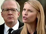 You're a traitor sir! Clare Danes gets tough with smarmy CIA boss in teaser trailer for new series of Homeland