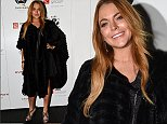 Mandatory Credit: Photo by Richard Young/REX (4103154ag)\n Lindsay Lohan\n Chovgan Twilight Polo, Ham Polo Club, London, Britain - 10 Sep 2014\n \n