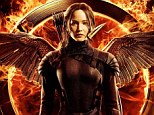 She means business: A dramatic new poster for the upcoming The Hunger Games: Mockingjay - Part 1 featuring Jennifer Lawrence as Katniss hit the internet on Wednesday