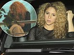 US & UK CLIENTS MUST ONLY CREDIT KDNPIX\nShakira and Gerard Pique celebrate in a Barcelona Restaurant the 81 birthday of Shakira's father , William Mebarak Chadid.\nPhotos Spet 9,2014\n\nPictured: Shakira , Gerard Pique\nRef: SPL839489  100914  \nPicture by: KDNPIX\n\nSplash News and Pictures\nLos Angeles: 310-821-2666\nNew York: 212-619-2666\nLondon: 870-934-2666\nphotodesk@splashnews.com\n