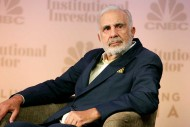 Carl Icahn on July 16