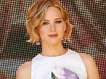 Mandatory Credit: Photo by Action Press/REX (3761823c).. Jennifer Lawrence.. 'The Hunger Games: Mockingjay - Part 1' film photocall, 67th Cannes Film Festival, France - 17 May 2014.. WEARING CHRISTIAN DIOR SAME OUTFIT AS CATWALK MODEL 3520951n..