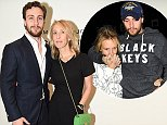 Mandatory Credit: Photo by Richard Young/REX (4103598a)  Aaron Taylor-Johnson and Sam Taylor-Wood  Preview of 'Second Floor' a new photographic exhibition by Sam Taylor-Johnson, London, Britain - 11 Sep 2014  A new photographic exhibition by Sam Taylor-Johnson, of Mademoiselle Chanel's apartment at Saatchi Gallery